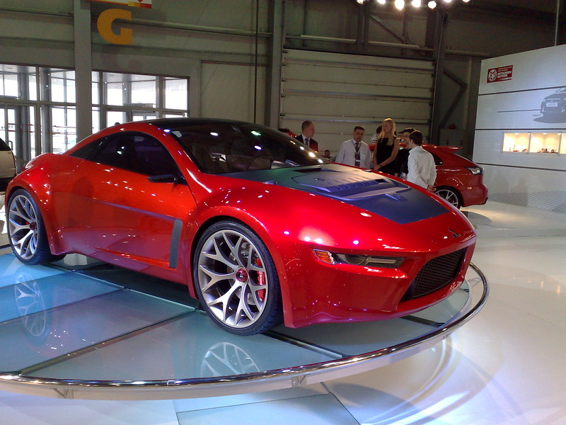 New Mitsubishi Concept