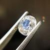 0.71ct Cushion Cut Diamond, GIA I I1 14