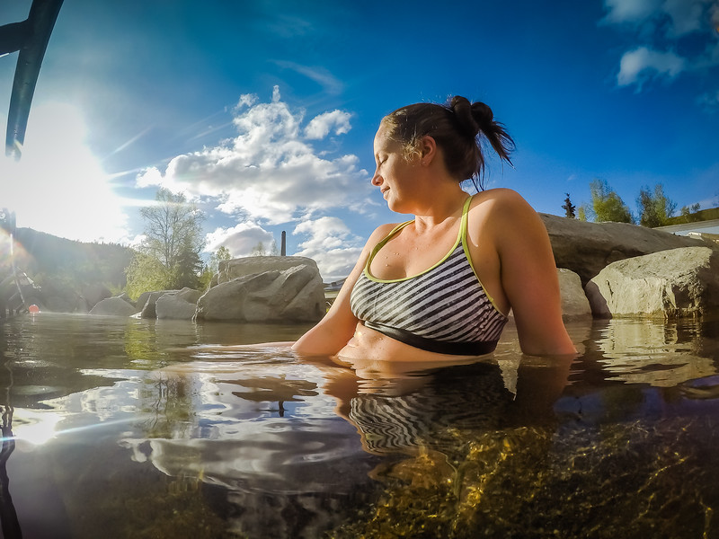 Things to do in Fairbanks Alaska Chena Hot Springs
