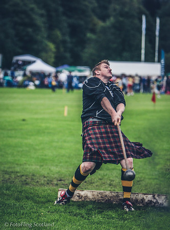 Pitlochry Highland Games 2008