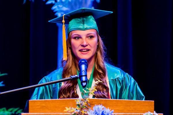 Hokes Bluff Graduation 2013