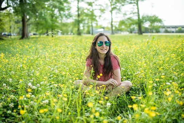 spreen flower field