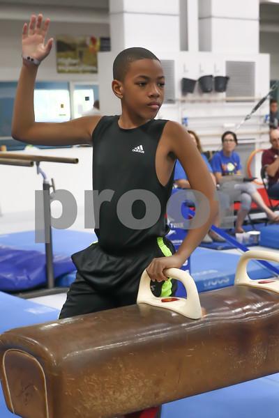 Final Mens Gymnastics Photos