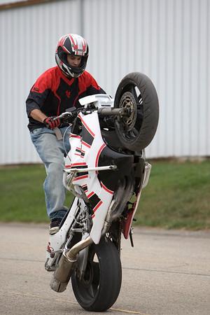Streetbike Stuntshow