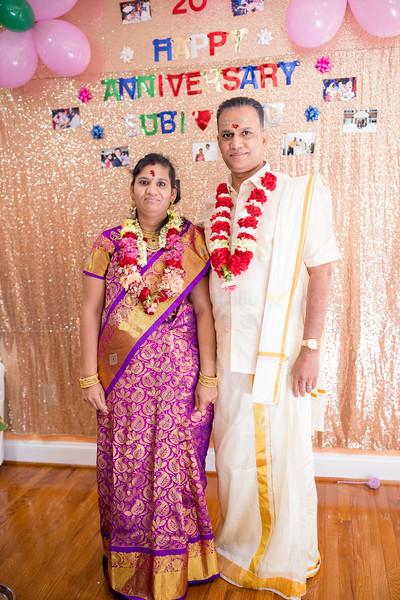 Anu Subi 20th Anniversary