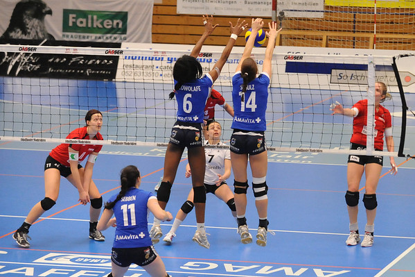 VC Kanti - Volley Köniz (Play-off) 0:3