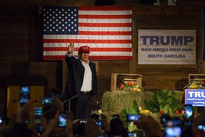 Donald Trump Gilbert, SC