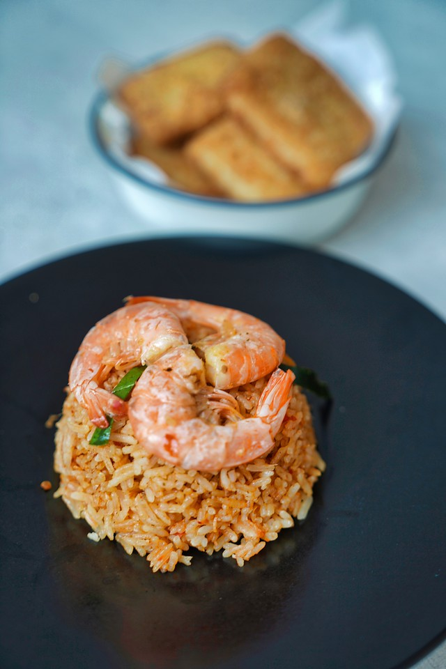 AA Thai Shrimp Fried Rice CP Foods