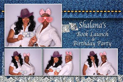 Shalana's Book Launch & Birthday Party