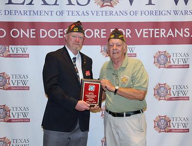 Legislative Chairman Recognition Award