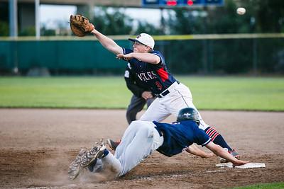 RCS Varsity Baseball vs CP - May 2, 2014