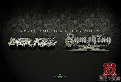 Overkill & Symphony X