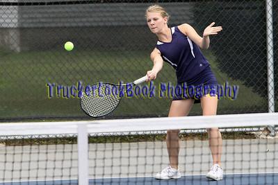 2009 NHS Girls Tennis