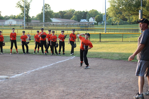 Massillon Youth Baseball 9/10 Championship Game