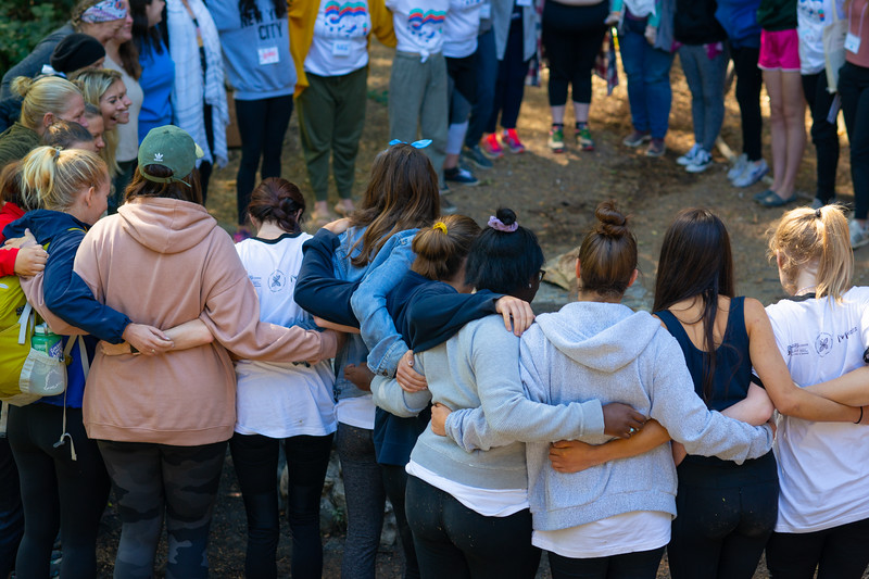 Camp HEAL 2019: Closing Circle and Group Photos
