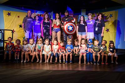 Thrive Kids SuperHeroes
