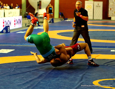 Wrestling International Tournaments Warsaw september 2018
