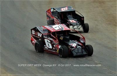 Oswego Speedway - 10/6/17 - Rick Young