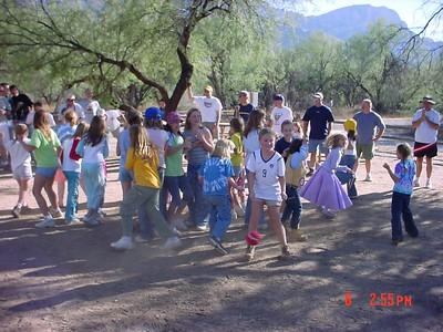 Catalina State Park - Nov 7-9, 2003 - Yavapai