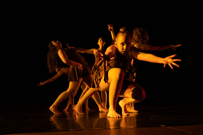 """""""Wilds,"""" choreographed by Brandon Besse, was performed in the fall 2018 Island Dance Demo."""