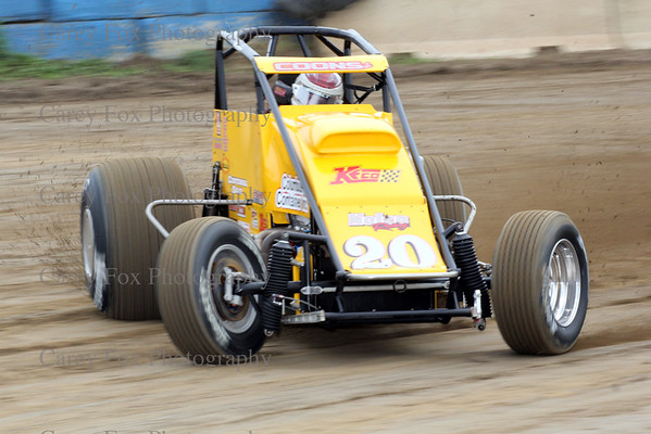 July 2 - USAC Silver Crown - Sumar Classic