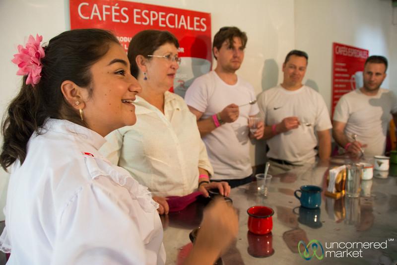 Coffee Tasting at Recuca Coffee Farm - Quindio, Colombia