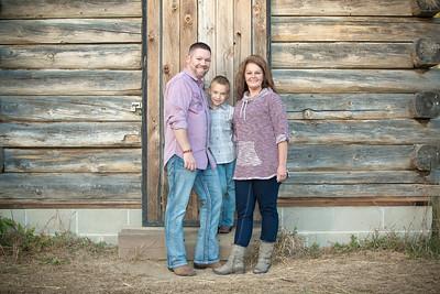 Reif Family Fall Photos