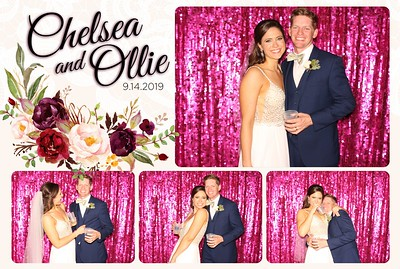 Chelsea and Ollie - The Springs Lake Conroe - 9.14.2019