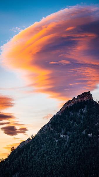 Boulder Sunrise Flatiron Candy story-1.jpg