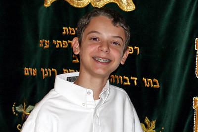 Noah Adler's Bar Mitzvah