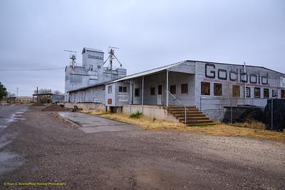 Texas - Old Industry in Marfa