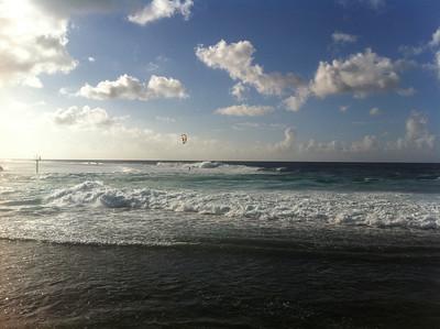 2011-03-20 Paseo Kiteboarding
