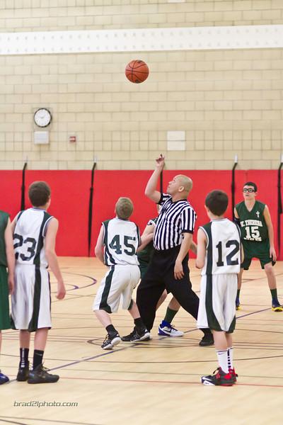 St. Theresa Basketball