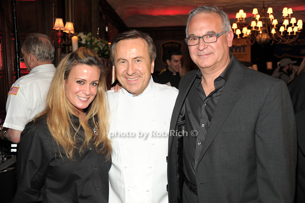 Pilar Visconti, Daniel Boulud, Robert Rizzuto photo by Rob Rich/SocietyAllure.com © 2014 robwayne1@aol.com 516-676-3939