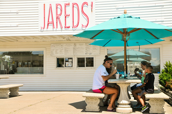 Jareds' Frozen Custard