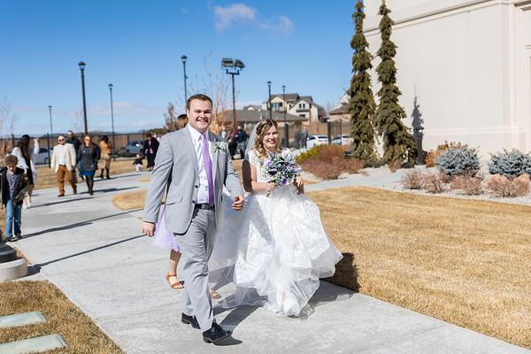 Griffiths Wedding