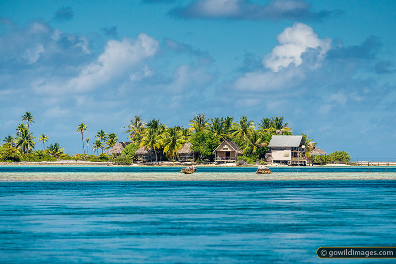 Tetamanu Sauvage Atoll