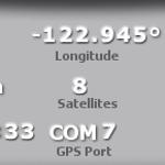 North West GPS Train Speeds