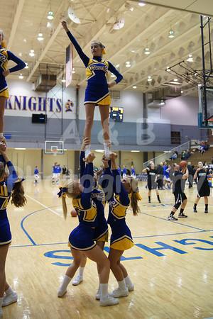 Castle Cheerleaders 2012-13