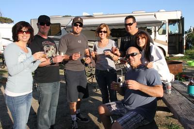 Tina's 40th Birthday at Refugio 2/17-2/19/2012