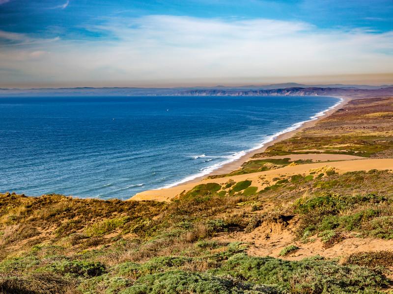Pt Reyes Seashore