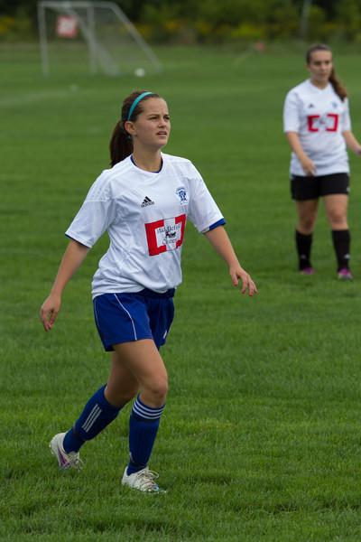 Ambassador Soccer 2012