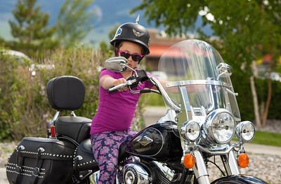 Sandi Jo Memorial Harley & Hotrod