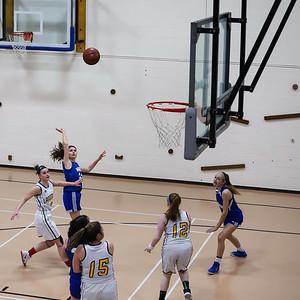 Girls Basketball vs Landmark (January 16, 2019)