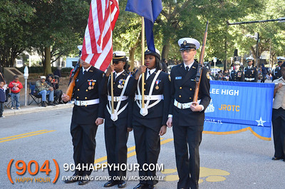 2014 MLK Day Parade Jacksonville - 1.20.14