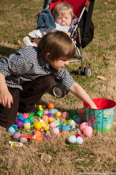 SPC Easter Egg Hunt