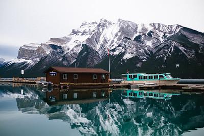 2016.10.08 Banff Lake Minnewanka