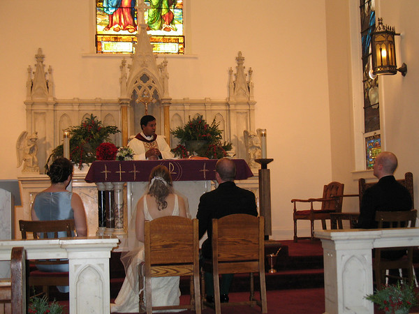 The Brooks-Hilton Wedding (Ceremony)