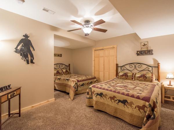 Bedroom #3 (Tori and Katie)