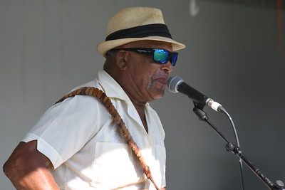 Rodger Montgomery Blues Band at Rodger Young Park